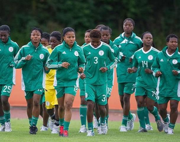 Super Falcons of Nigeria...Fresh greets them for WAFU bronze