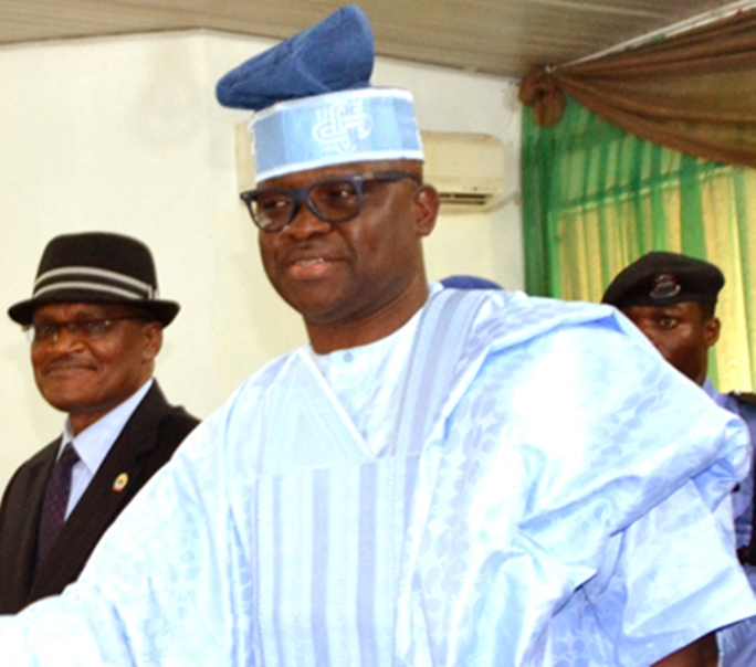 God told me I will be president of Nigeria – Fayose
