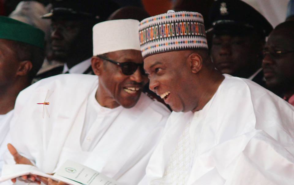 Senate challenges Buhari: Remove Magu or we don't confirm your appointees
