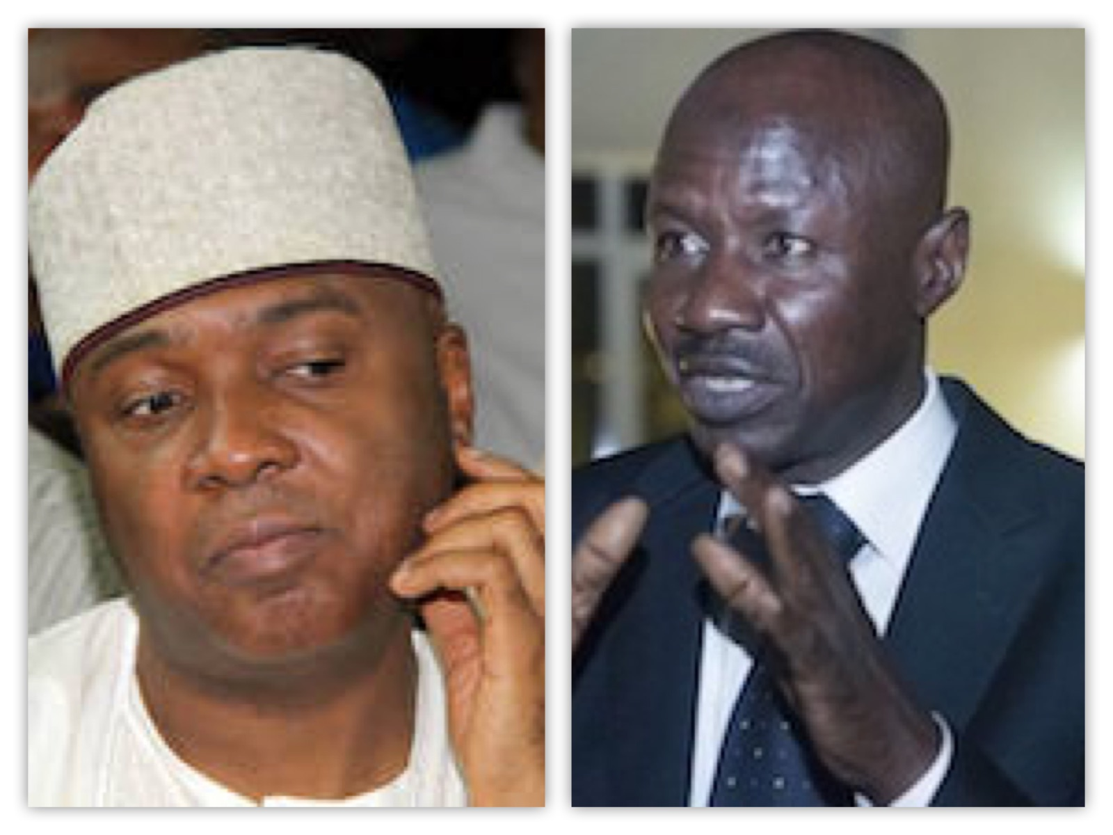 Saraki, Magu and the phantom war on corruption