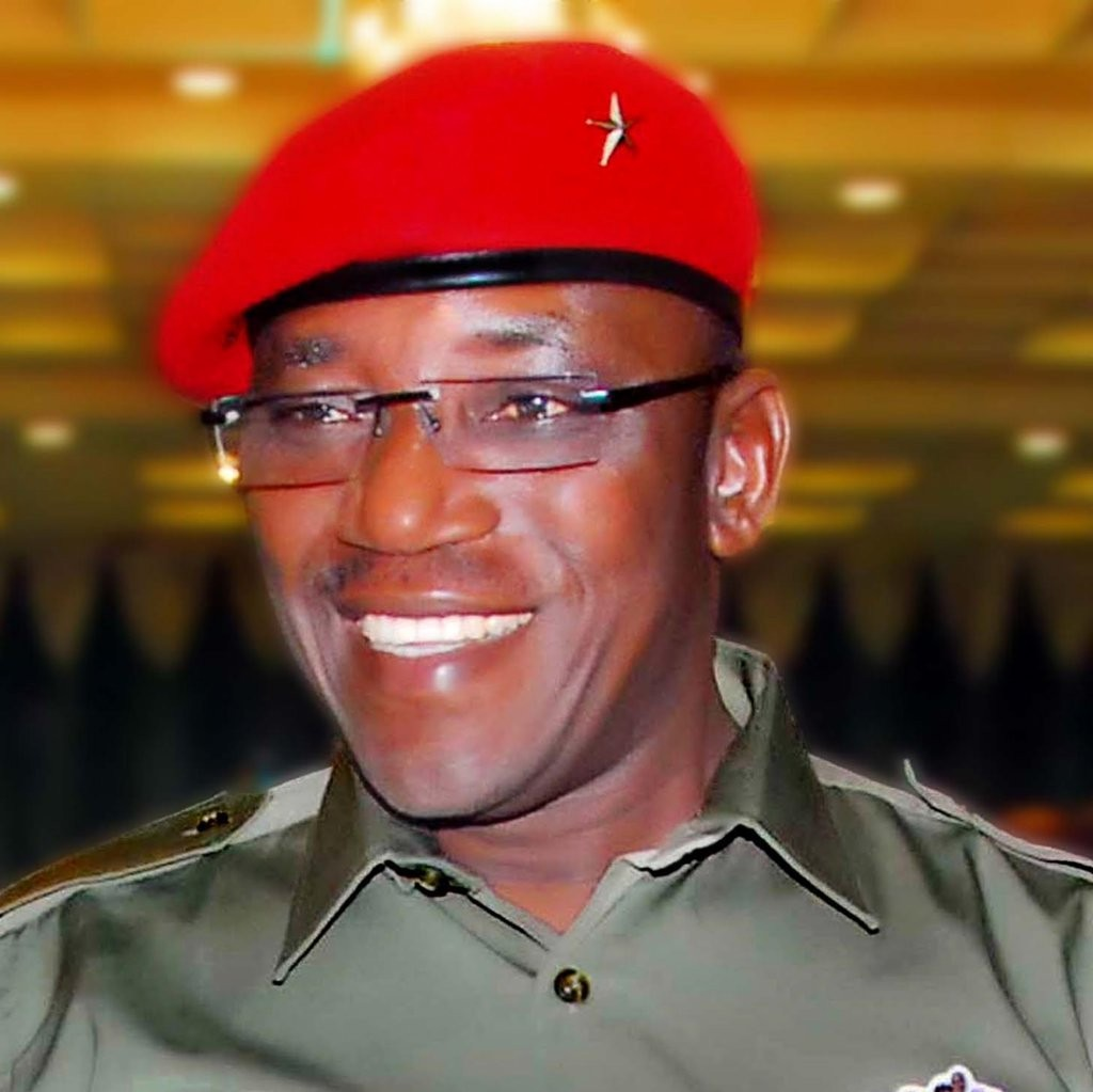 Solomon Dalung Minister of Sports...the President doesn't give such orders