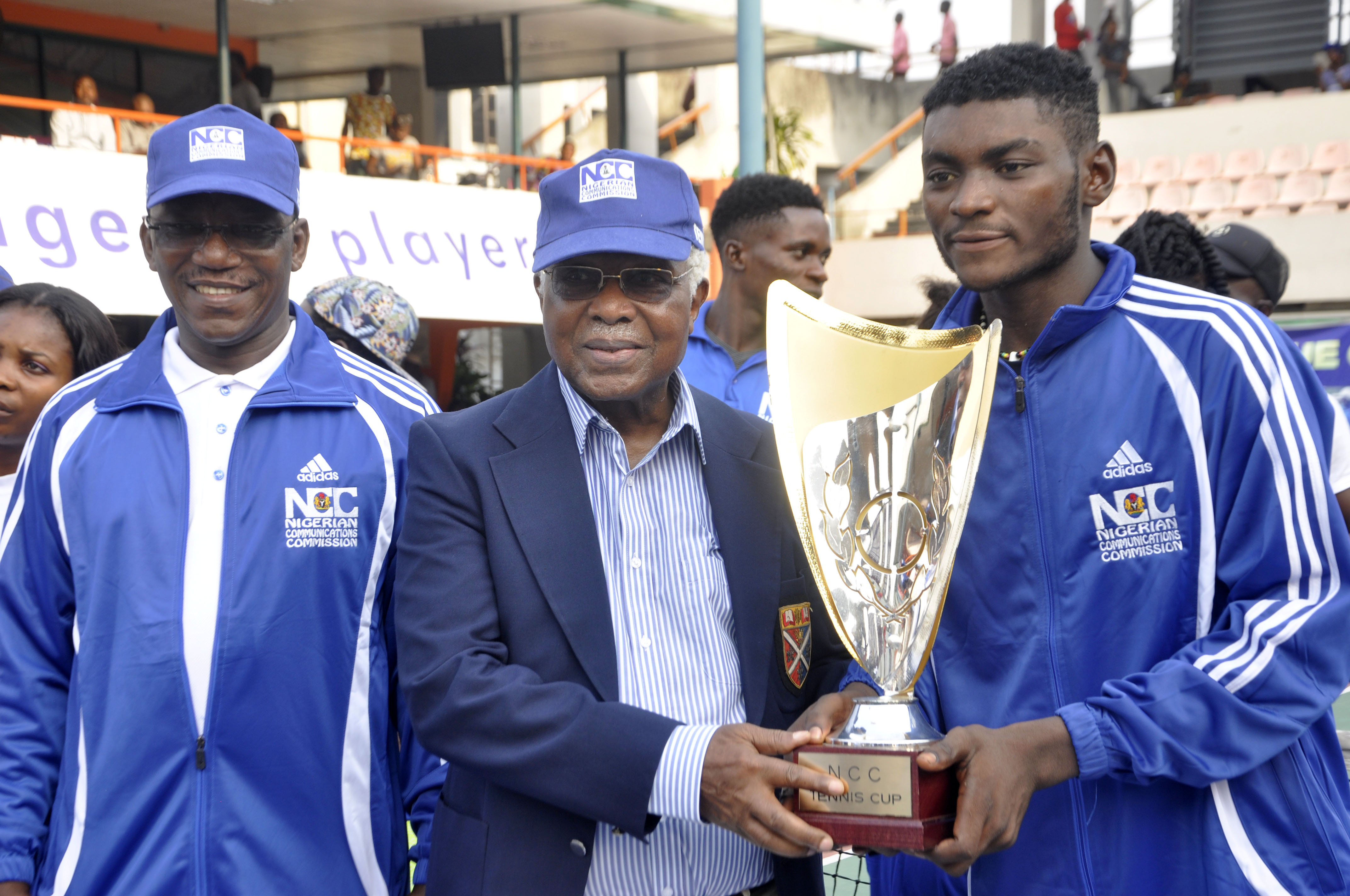 NCC tennis league: Opening, draws ceremony for Friday 30th June
