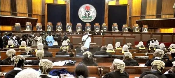 Nigerian Supreme Court...to decide on Section 171