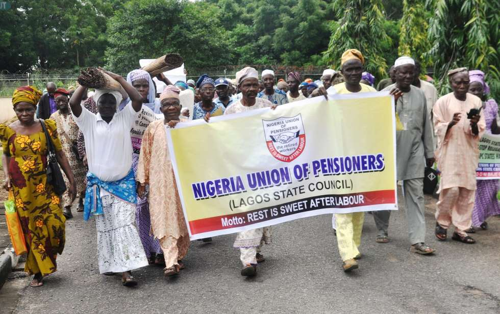 Nigeria Union of Pensioners (NUP)