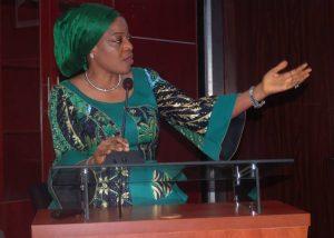 Princess Gloria Akobundu CEO NEPAD